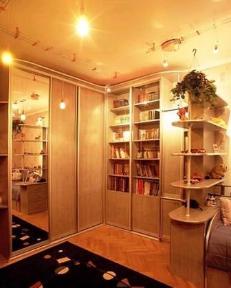 планировка библиотеки